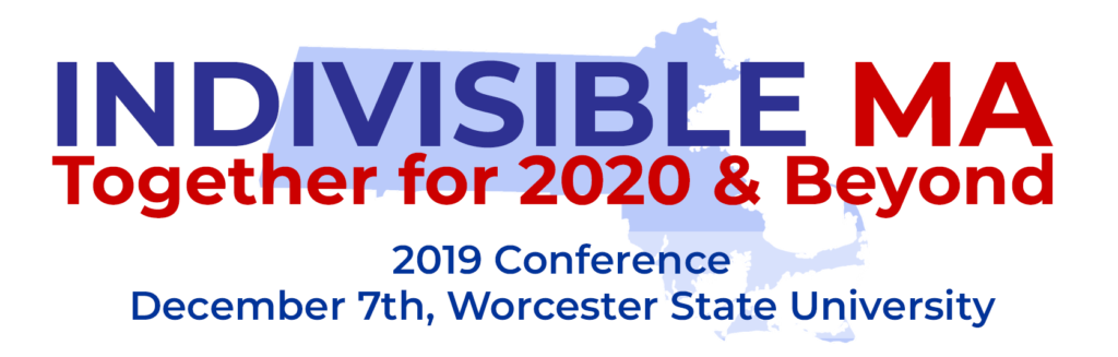 Indivisible MA December 7th Conference WSU